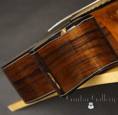 Tony Vines SX guitar Madagascar rosewood