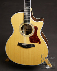 Taylor 814-BCE 25th anniversary guitar
