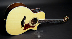 Taylor 814-BCE 25th anniversary guitar glam shot