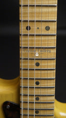 DeTemple Spirit '56 guitar fretboard