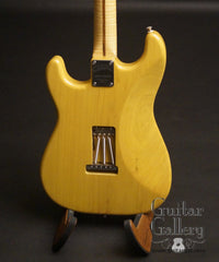 DeTemple Spirit '56 guitar back