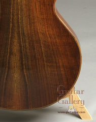 THORELL Red Sky Oval Hole Archtop