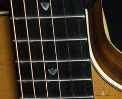 Tippin 000-12c guitar inlay