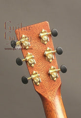 Bob Thompson Guitar: Adirondack top Torrefied D