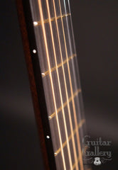 Rasmussen model C TREE guitar side dots