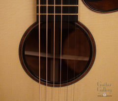 Rasmussen model C TREE guitar rosette