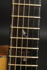 Laurie Williams guitar fretboard