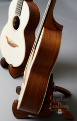 Lowden WEE Twin guitars side view