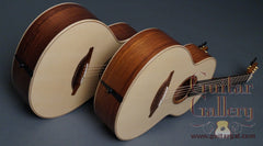 Lowden Ltd Ed WEE Twin Guitars