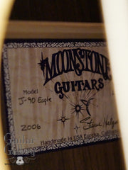 Moonstone J-90 Eagle Guitar