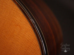 Vince Gill guitar by Rod Schenk ding