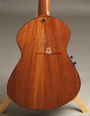 Veillette Guitar: Used Mahogany Terz