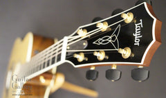 Taylor W10-ce guitar headstock