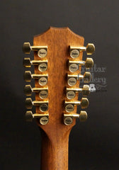 12 string Taylor 754-ce-L1 guitar headstock
