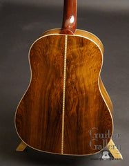 John Walker guitar back