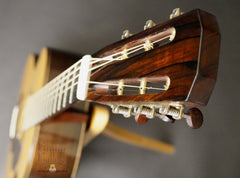 Kim Walker slotted headstock guitar