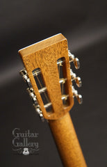 Froggy Bottom P12 Dlx Walnut Guitar headstock back
