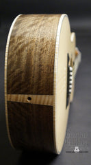 Froggy Bottom P12 Dlx Walnut Guitar endgraft