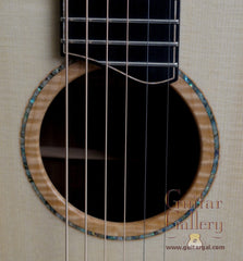 Lowden 40th Anniversary WEE guitar rosette