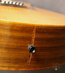 Andrew White Signature Series guitar end