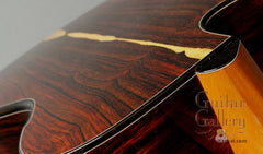 Wingert Guitar: Model F cutaway Fan Fret