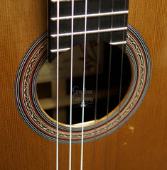 Wingert classical guitar rosette