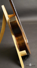 Wingert classical guitar side