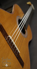 Wingert classical guitar at Guitar Gallery