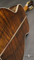 Wingert Brazilian rosewood guitar back