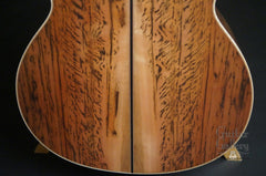 Lowden Winter 2018 Tiger Myrtle guitar back low