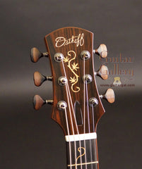 Osthoff guitar headstock inlay