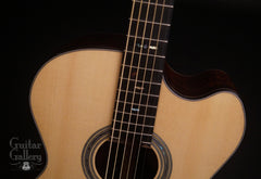 Zimnicki baritone guitar at Guitar Gallery