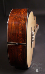 Zimnicki baritone guitar end