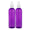 MoYo Natural Labs 8 oz Spray Bottle, Fine Mist Empty Travel Containers, BPA Free PET Plastic for Essential Oils and Liquids/Cosmetics (2 pack, Purple)