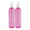 MoYo Natural Labs 8 oz Spray Bottles, Fine Mist Empty Travel Containers, BPA Free PET Plastic for Essential Oils and Liquids/Cosmetics (2 pack, Candy Pink)