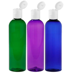 4 oz PET Psychedelic Trio Travel Bottle Set - 3 Pack
