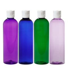 4 oz PET Psychedelic Trio Travel Bottle Set - 4 Pack