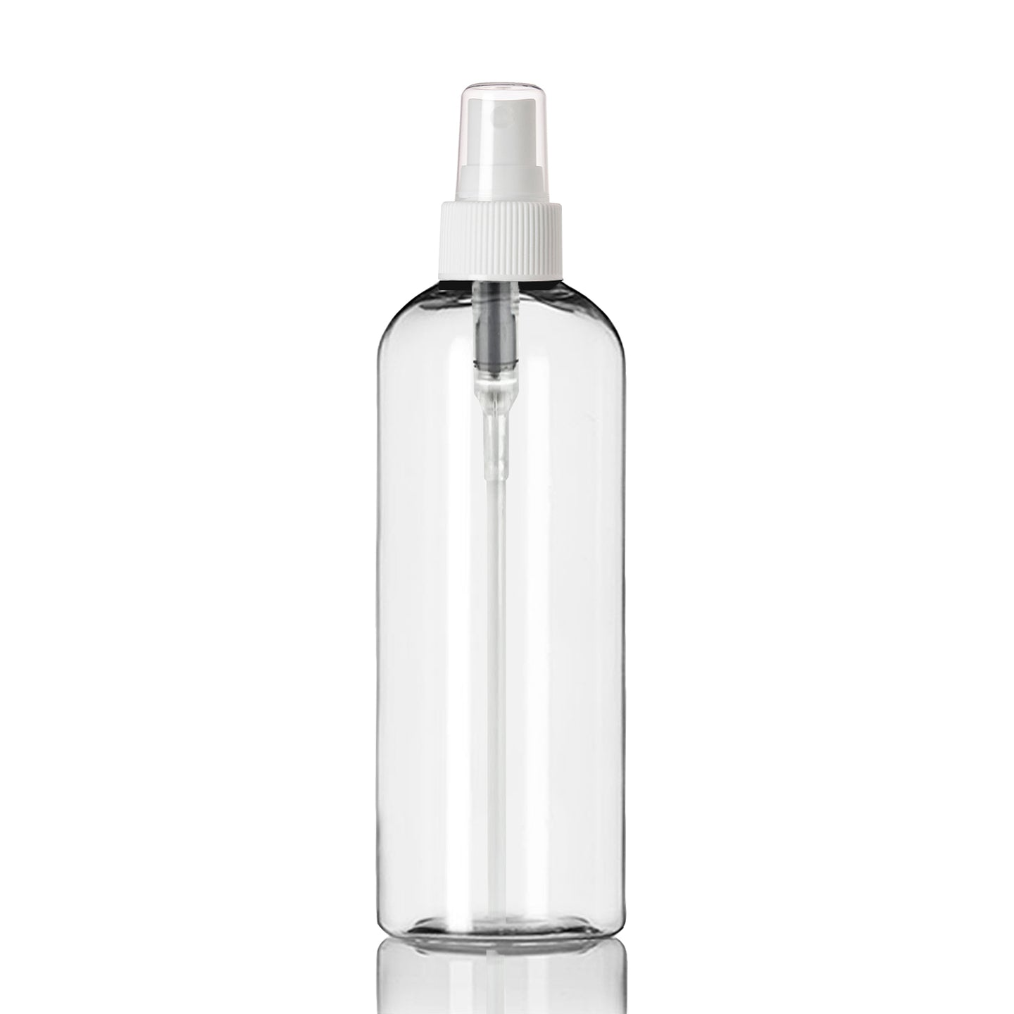 Bulk Wholesale Case Pack Qty 500 MoYo Natural Labs 6 oz Spray Bottle Fine Mist Empty Travel Containers BPA Free PET Plastic for Essential Oils and Liquids/Cosmetics (500 Pack Minimum, Clear)
