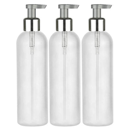 4 oz HDPE Soap Dispenser-Pack of 3
