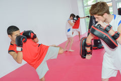 A beginners guide to Kickboxing