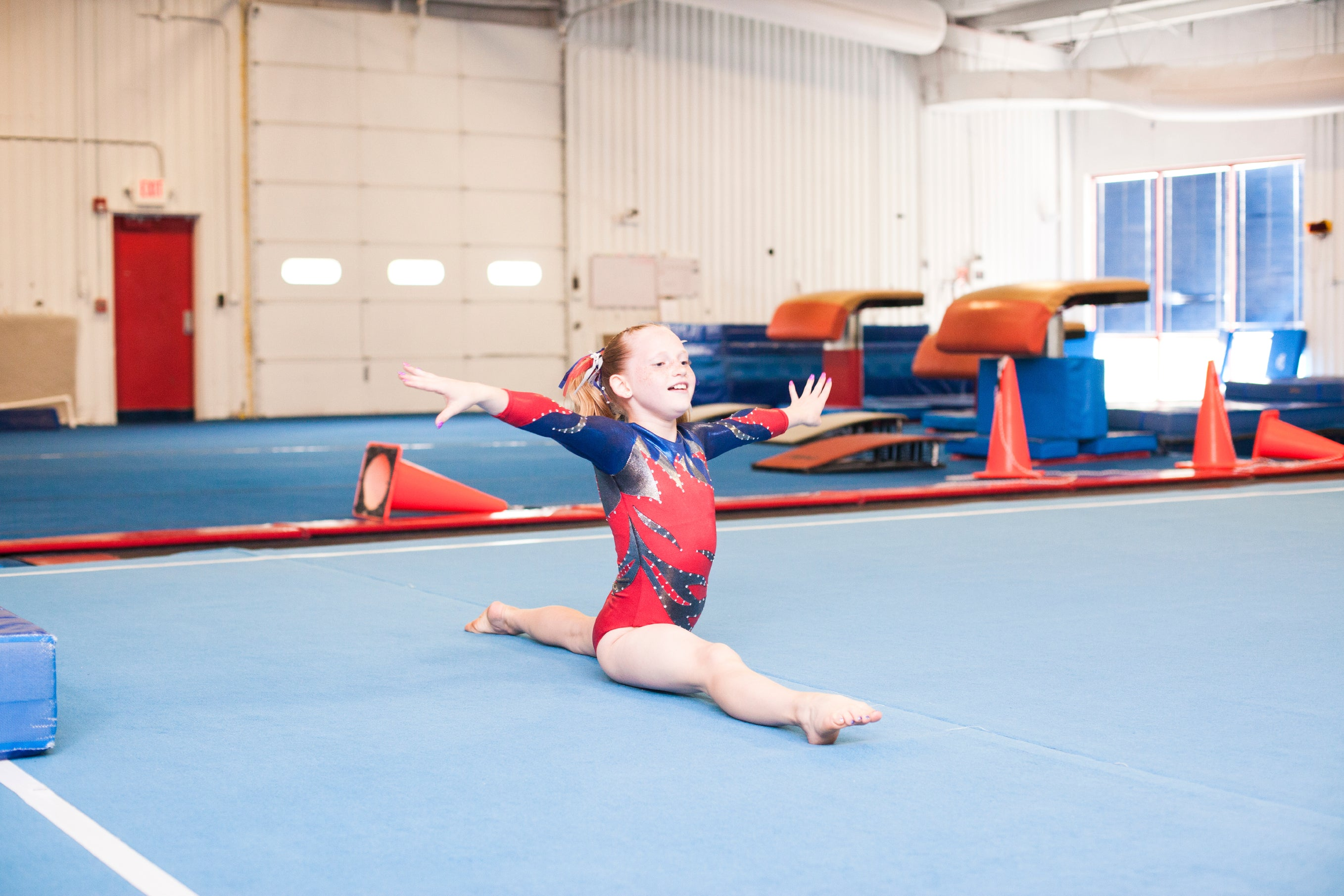 6 Reasons Why Gymnastics Is Great For Kids