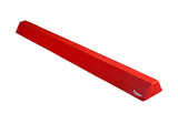 beemat foam balance beam red