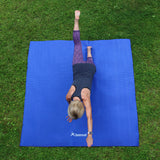 Beemat 6ft Square Yoga Mat