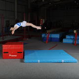 Beemat Gymnastics Coaching Block