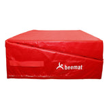 Beemat Folding Gymnastic Incline Wedge