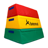Beemat Three Section Foam Vaulting Box