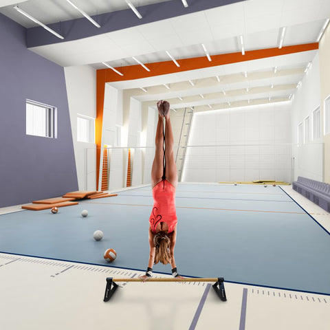 Beemat Gymnastics Floor Bar
