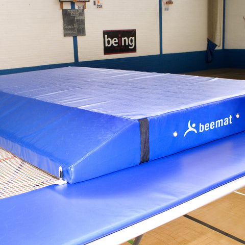 Beemat Trampoline Spotting End Deck Mats