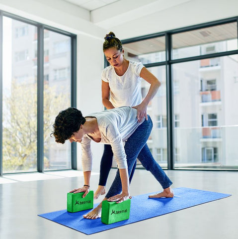 Beemat Studio Yoga Set