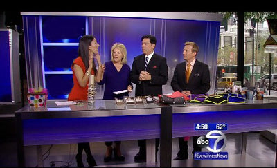 Cate & Chloe Jewelry Featured on WABC7 Eyewitness News